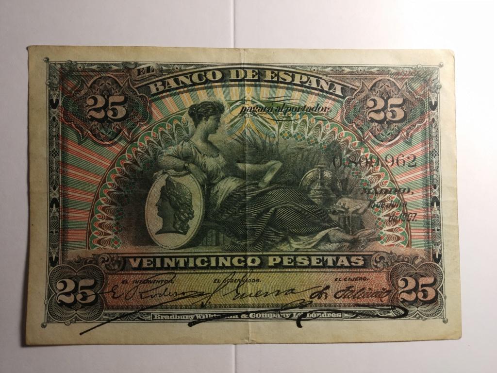 5° y último billete del lote, 25 pesetas 1907 Img_2163