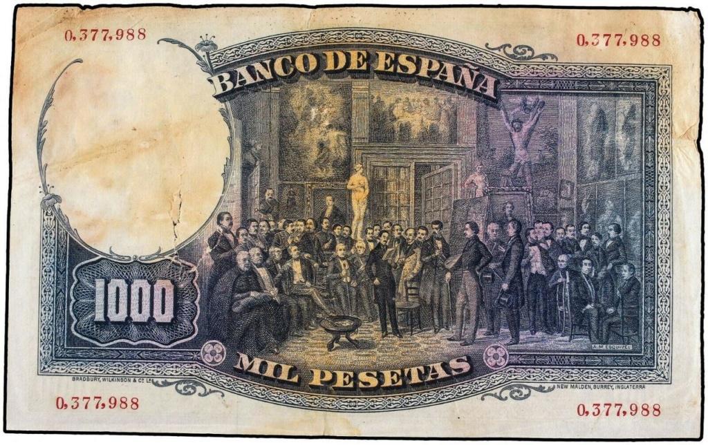 GRANDES MISTERIOS (I) - Tacos existentes 1000 pesetas 1931 Zorrilla - Página 3 Mil-210