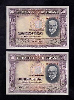 """50 Pesetas 1935 """"Ramón y Cajal"""" S/S & A - Página 2 S-l40012"""