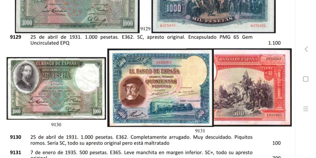 1000 Pesetas Jose Zorrilla precios y estimaciones  - Página 6 Screen22