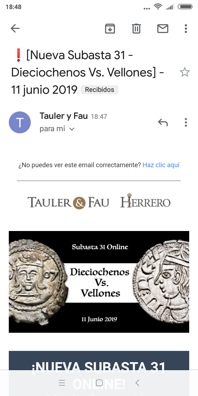 "Subasta Tauler ""VS""  Screen27"