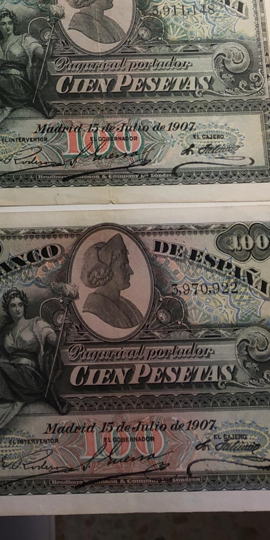 [RARO/ESCASO I] Billete más raro/escaso Julio 1907 valores PEQUEÑOS Screen30