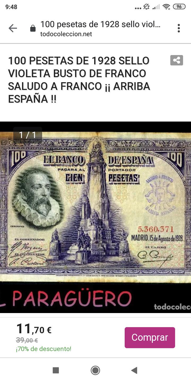 Sellos falsos - SELLOS FALSOS en billetes, reinventarse o morir Screen38
