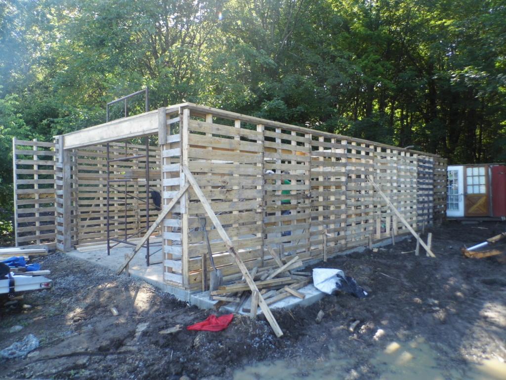 Structure de cabane à sucre  Dsci0110