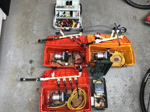 Kit Pompe shurflo 4008 (Vendu) Img_1010