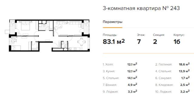 Ожидается продажа новых корпусов с квартирами меньшей площади - Страница 5 45454510