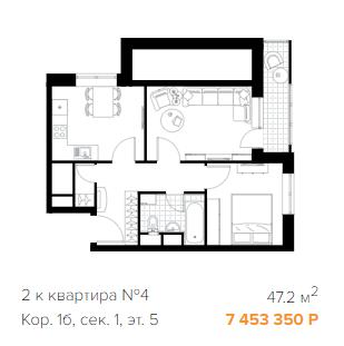 Ожидается продажа новых корпусов с квартирами меньшей площади - Страница 4 5410