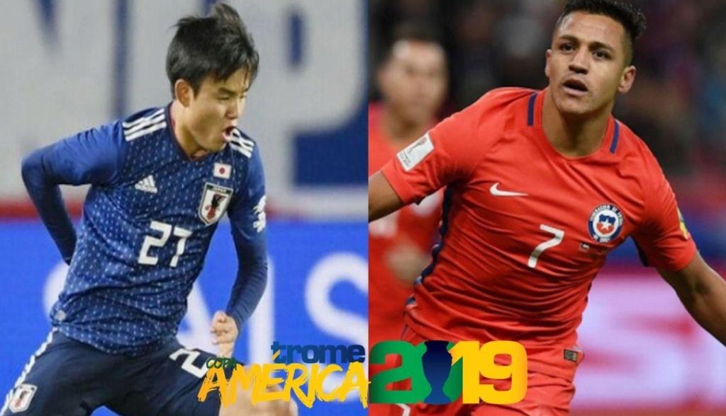 Copa América 2019 (14 de junio al 7 de julio) - Página 2 5d06c710