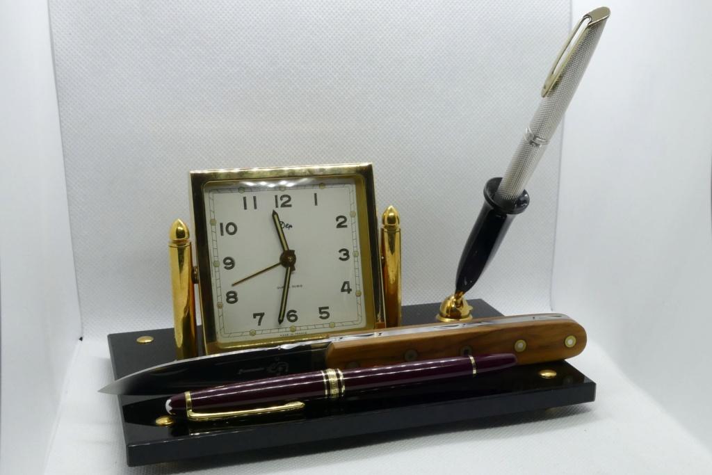 pendulette de bureau vintage - merci M. HONTOIR Ho110