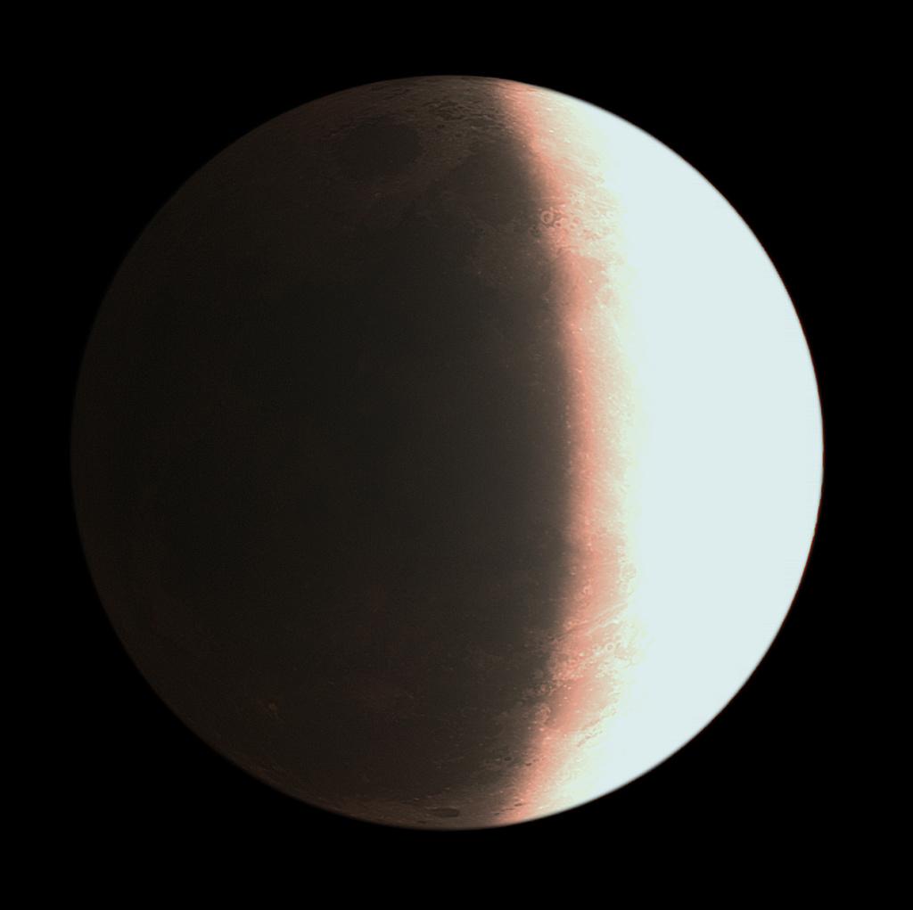 Eclipse de Lune 16 juillet 2019 Result11