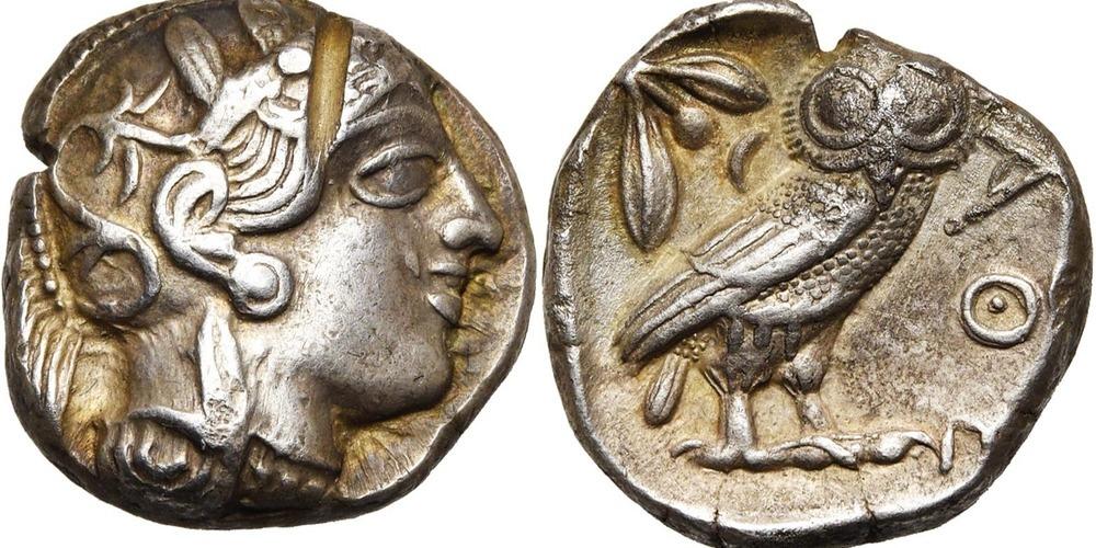 Tetradracma de Atenas Tetrad10