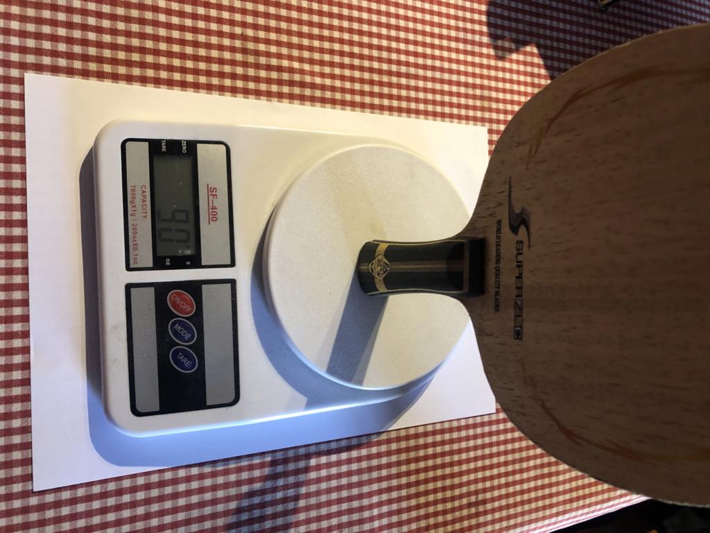 ZHANG JIKE SUPER ZLC manche concave 180€ 027dcf10