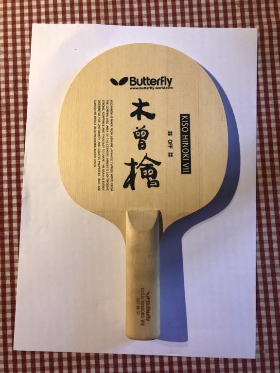 Butterfly Kiso Hinoki VII manche droit 14420910