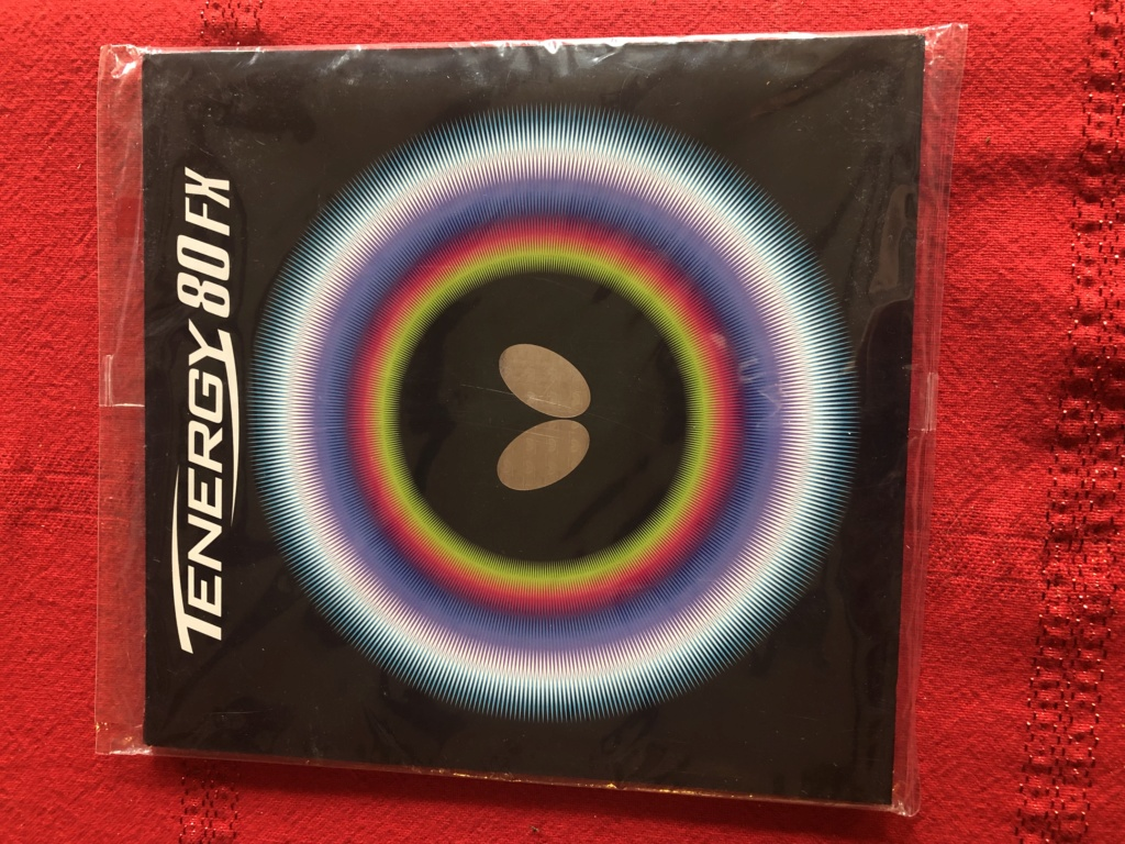 Tenergy 80fx  Rouge 2,1mm  sur  Blister  21012c10