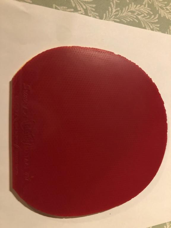 Butterfly Sriver FX Rouge et noir 1,9mm 430d6410