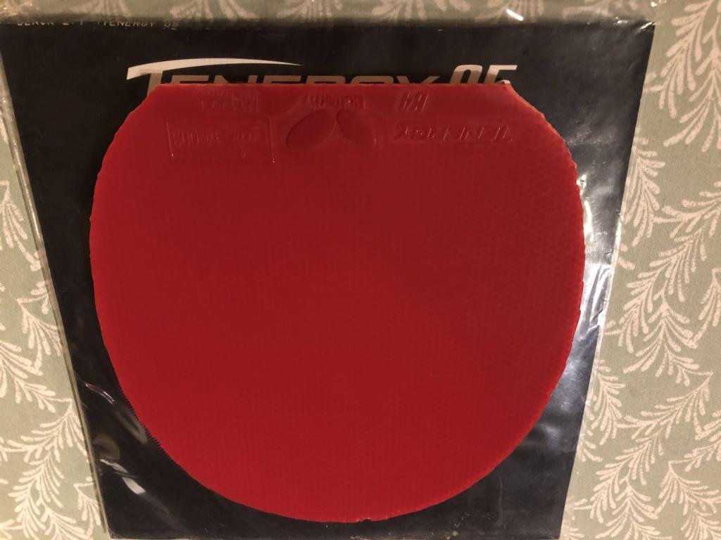 Tenergy 64 Rouge et noir 2,1mm 7d17e210