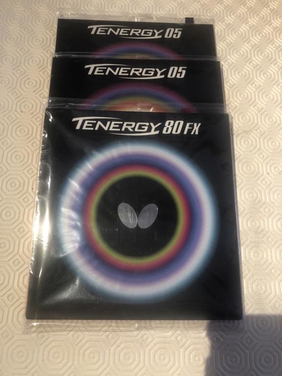 Tenergy 05 et 80fx neuf sur blister 9222d710