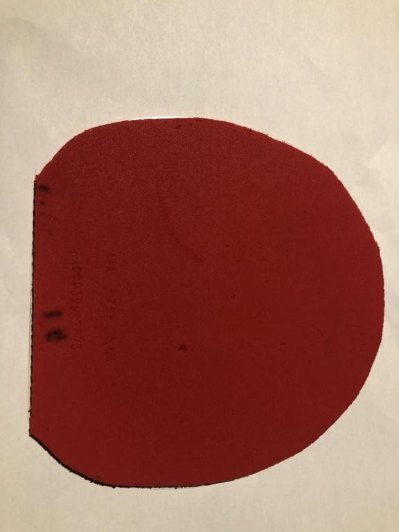 Dignics 05  Rouge 1,9mm  même pas 10 heures de jeu  97b37b10