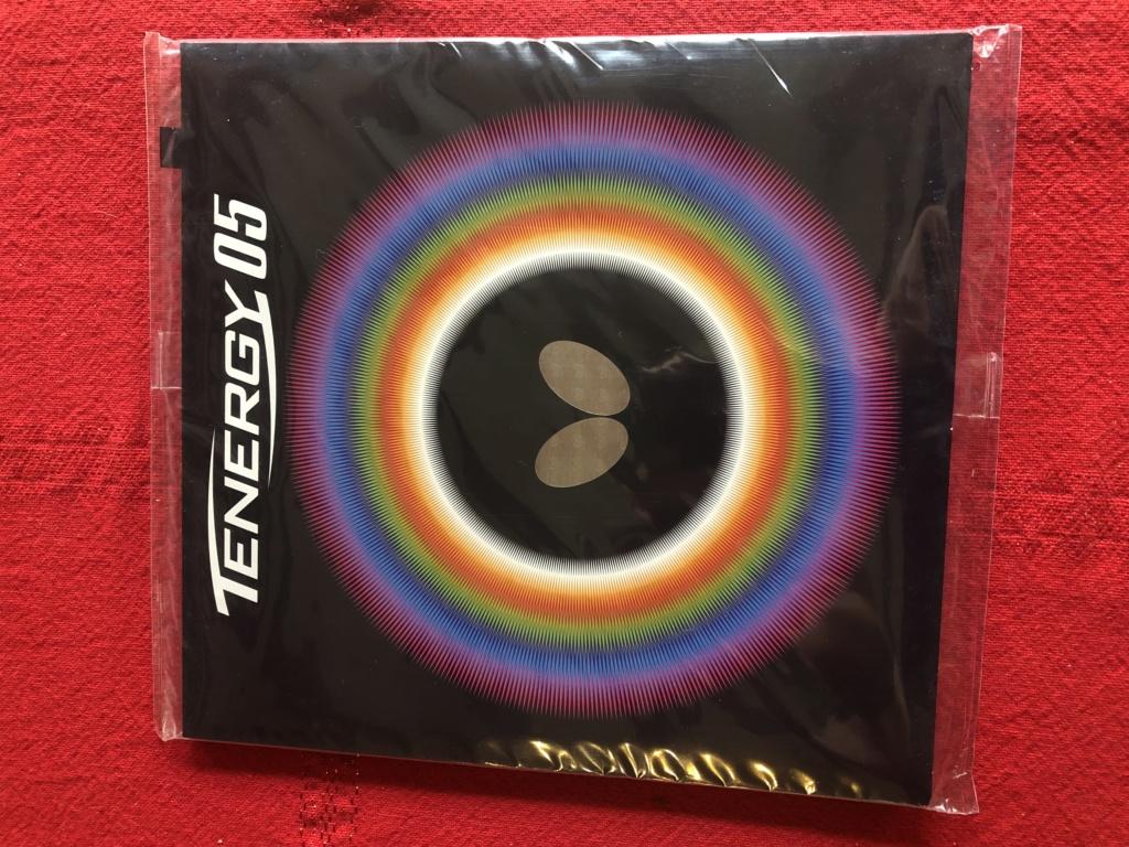 Tenergy 05 noir 2,1mm  sur  Blister  9b46a410