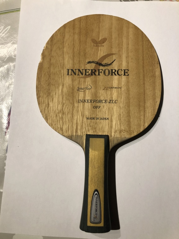 Innerforce zlc  manche concave  Affee810