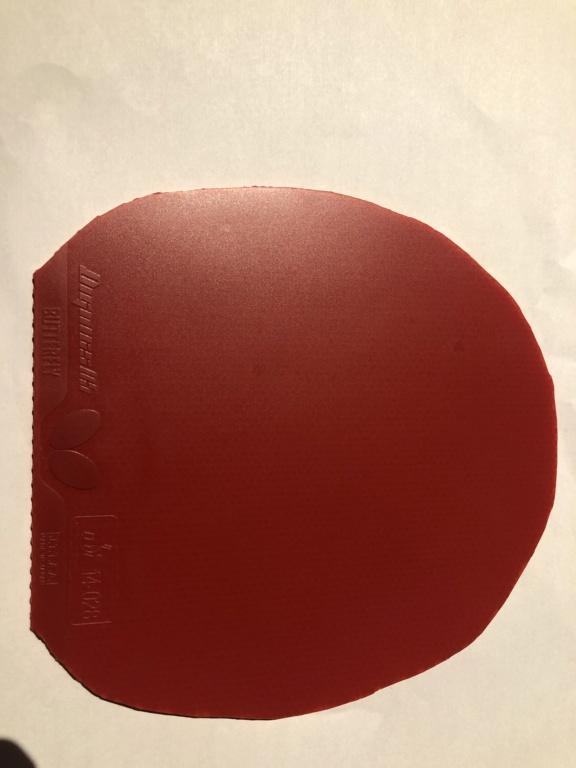 Dignics 05  Rouge 1,9mm  même pas 10 heures de jeu  D6f47410