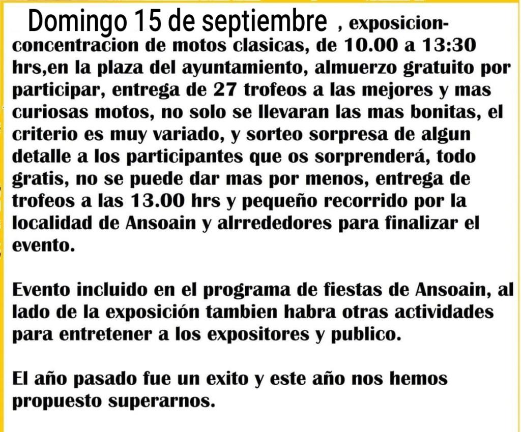 Concentración clásicas en Ansoain (Navarra) Addtex10