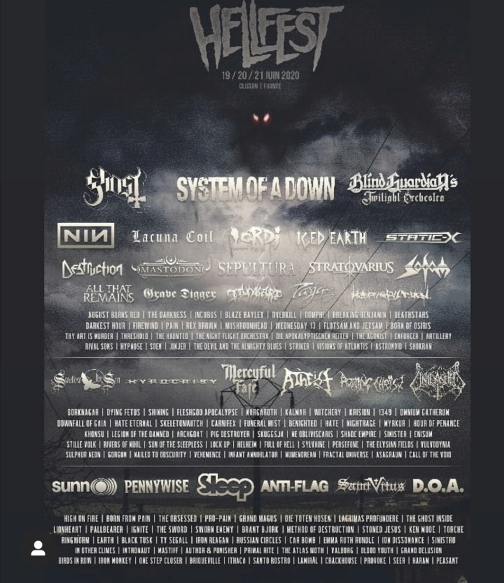 HELLFEST 2020 Screen11