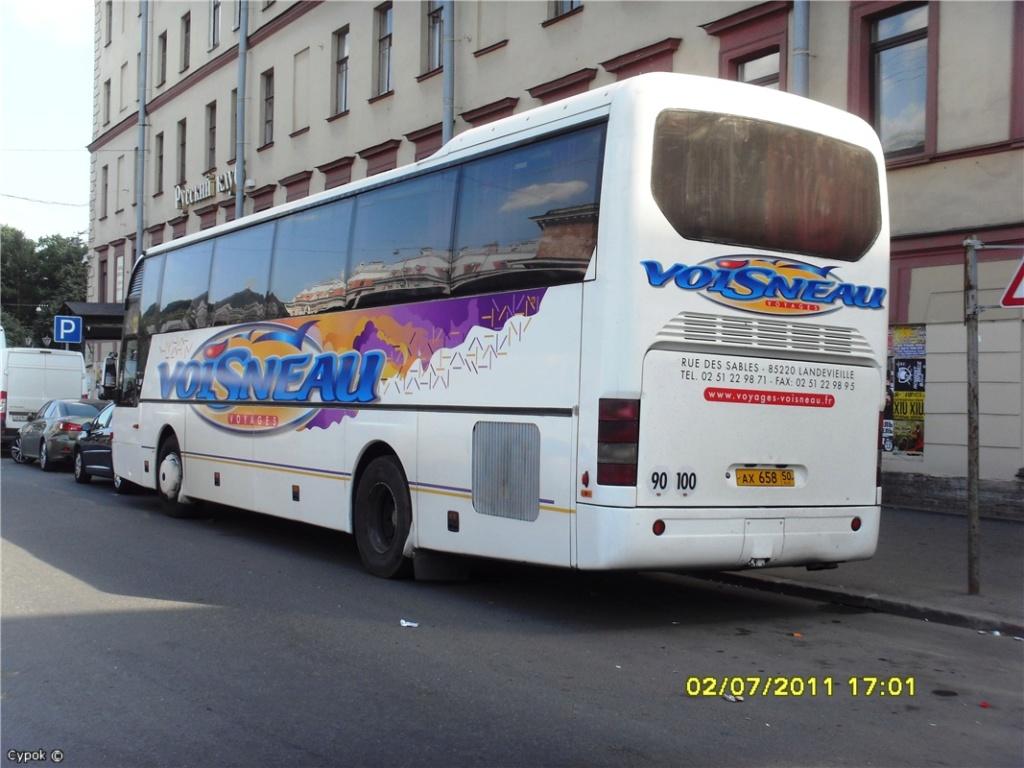 Voyages Voisneau 57483110