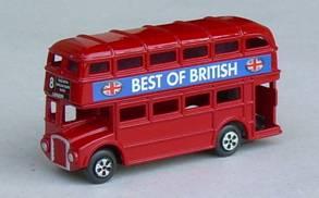 Les cars et bus miniatures déco accessoires Elgate14
