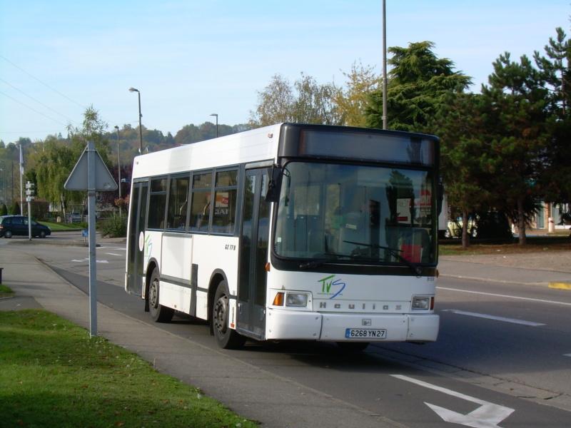 TVS (Transdev) Heulie16
