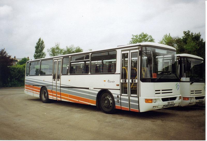 TVS (Transdev) Karosa10