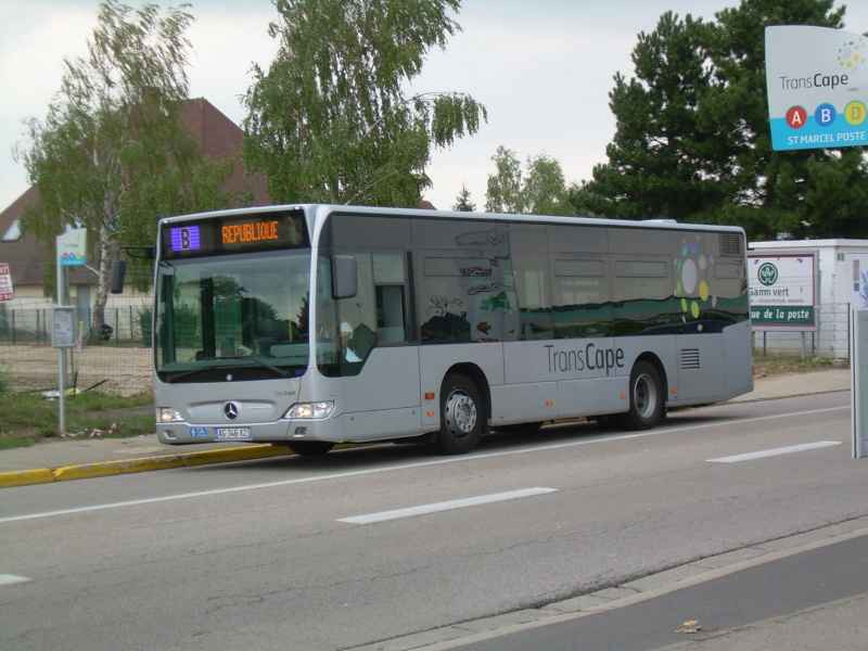 TVS (Transdev) Merced30