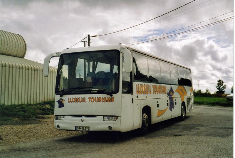 Luxeuil Tourisme  Renaul17
