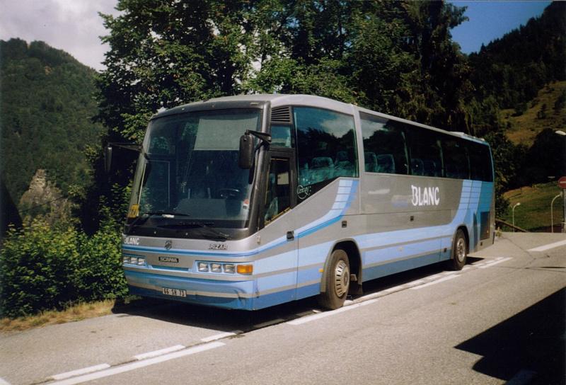 Autocars Blanc Scania11