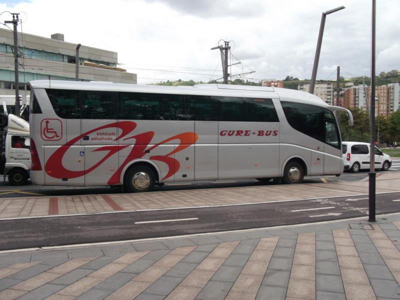Gure - bus Scania20