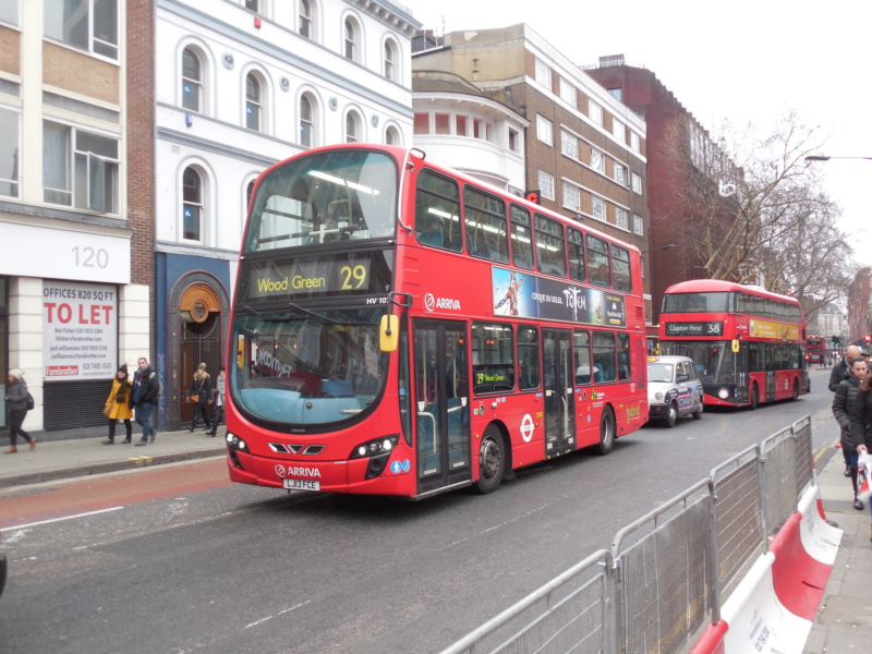 transport urbain à Londres Wright11