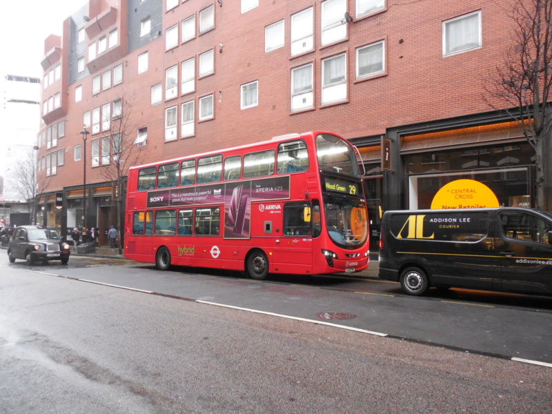 transport urbain à Londres Wright12