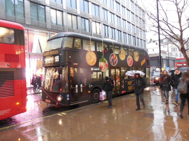 transport urbain à Londres Wright13