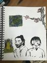 Dante's Sketchbook 15076616