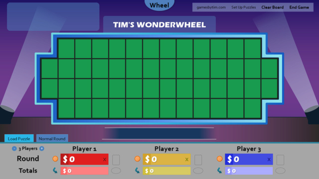 Wheel of Fortune for PowerPoint - Games by Tim - Page 4 Editga10