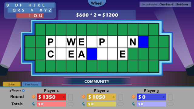 Wheel of Fortune for PowerPoint - Games by Tim - Page 2 Wofval10