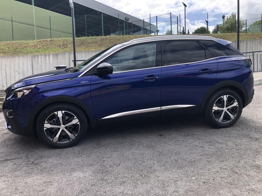 Vendo Peugeot 3008 GTLINE 2.0 blue hdi 180cv EAT8 11300km Img_5010
