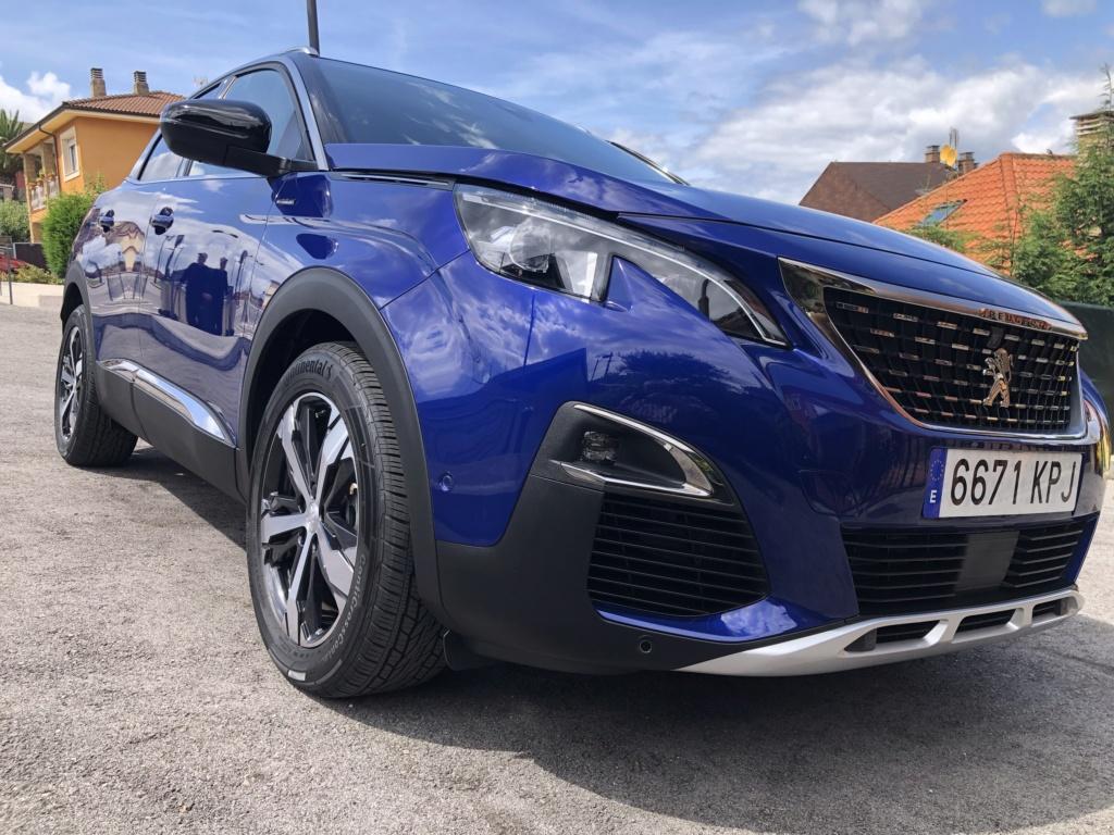 Vendo Peugeot 3008 GTLINE 2.0 blue hdi 180cv EAT8 11300km Img_5110