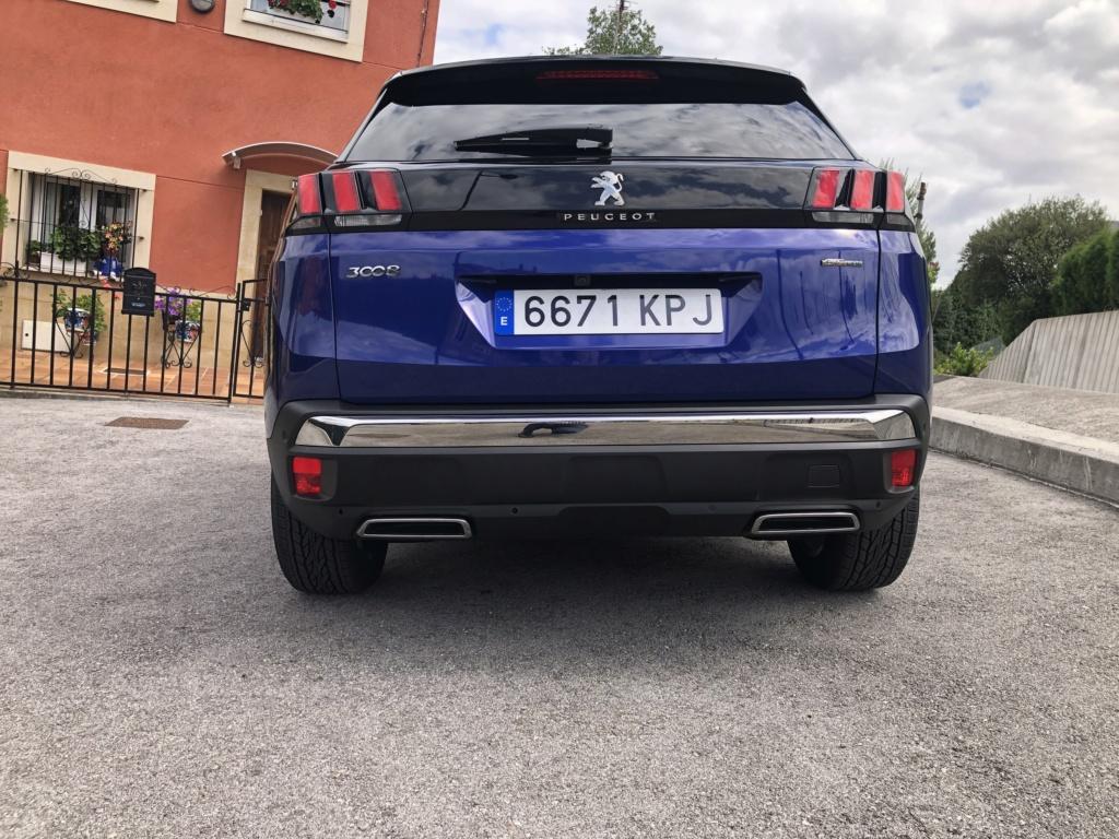 Vendo Peugeot 3008 GTLINE 2.0 blue hdi 180cv EAT8 11300km Img_5111