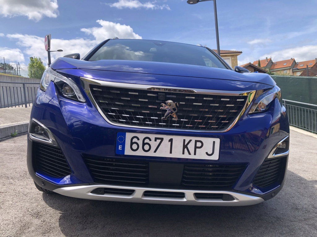 Vendo Peugeot 3008 GTLINE 2.0 blue hdi 180cv EAT8 11300km Img_5115