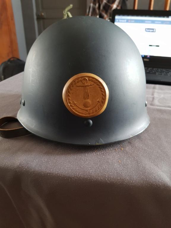 Casque Gendarmerie Maritime 20200619