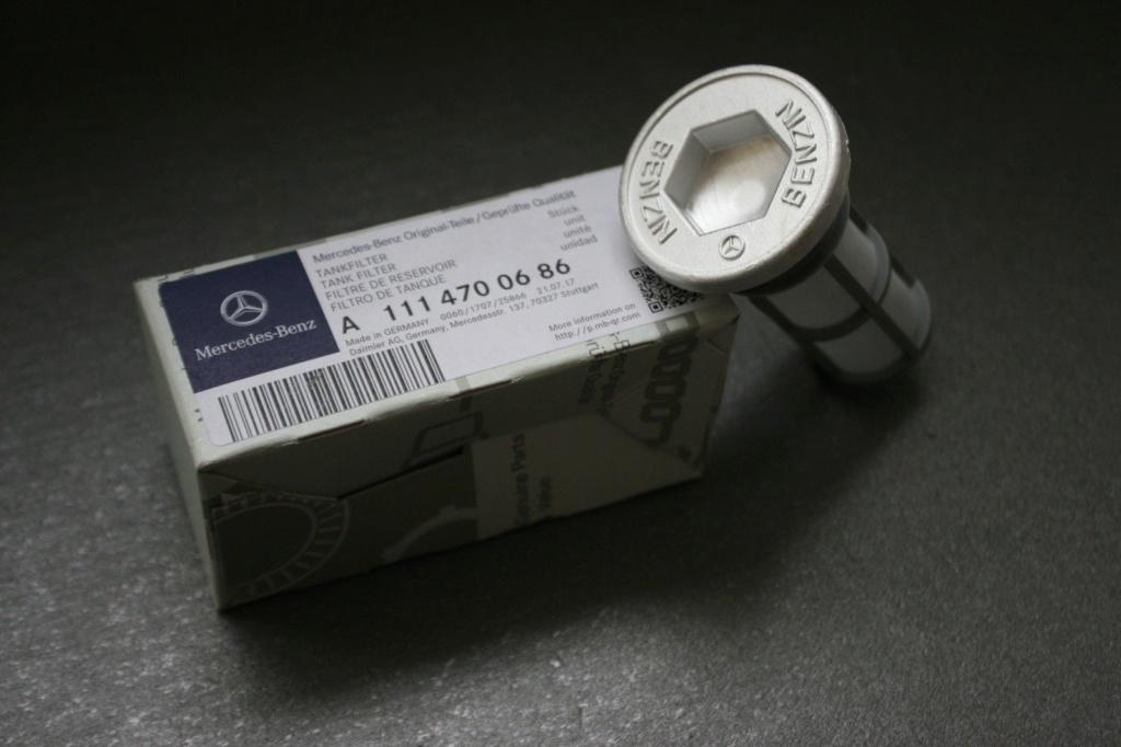 W108 a W115 - Filtro de Combustível interno do Tanque - R$ 250 Mb10