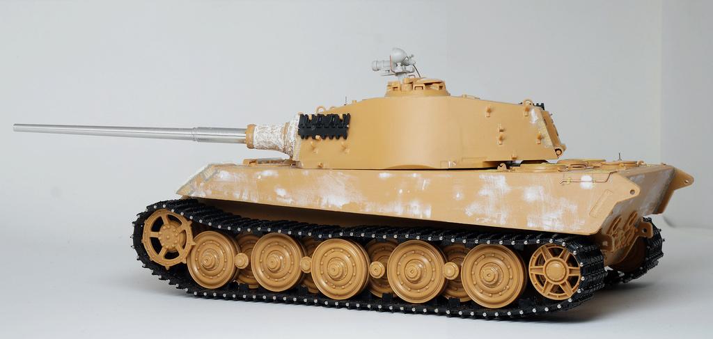 Panzerkampfwagen VI Ausf. B «Tiger II» Dsc02111