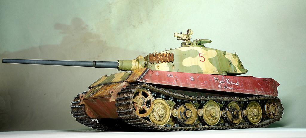 Panzerkampfwagen VI Ausf. B «Tiger II» Dsc02310