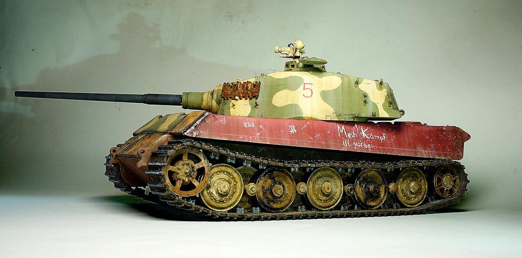 Panzerkampfwagen VI Ausf. B «Tiger II» Dsc02312